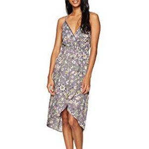 Angie - Floral Print Dress